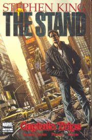 The Stand Captain Trips #4 (2008) Stephen King Marvel comic book
